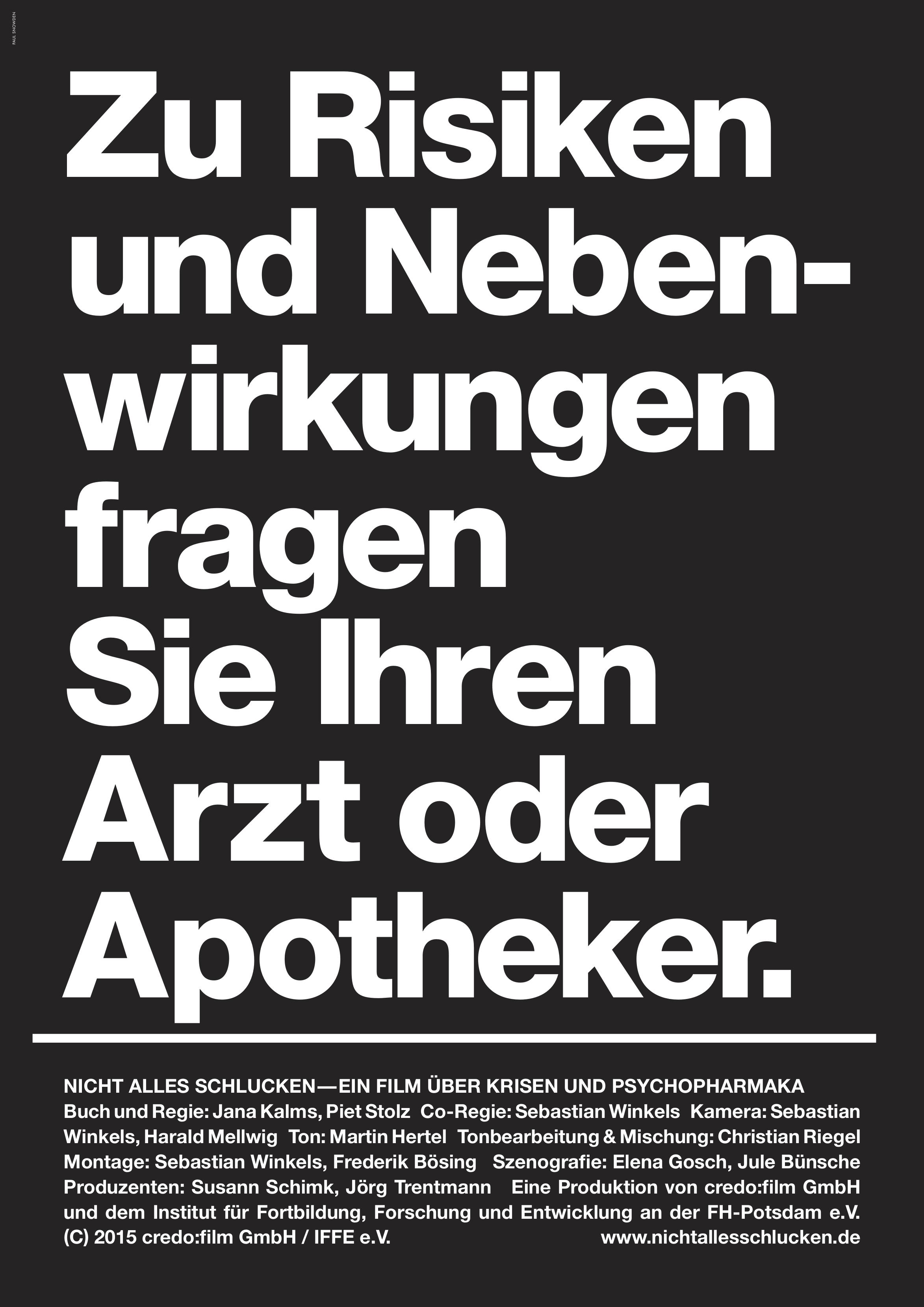 nicht-alles-schlucken-poster