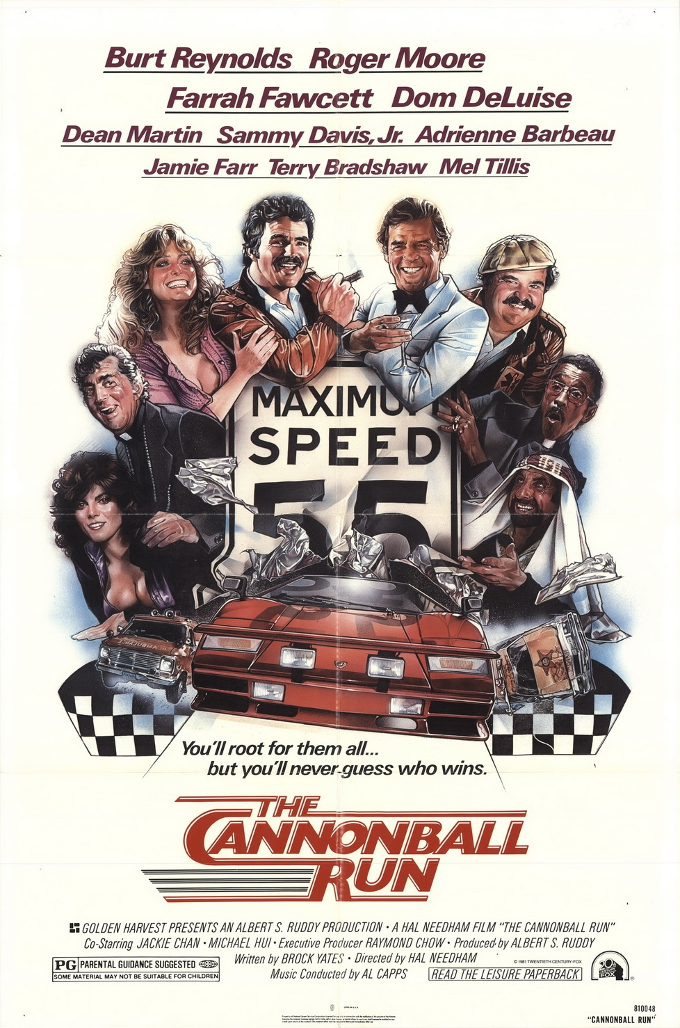 the-cannonball-run-poster